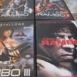 Moja Rambo-kolekcja...