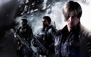 6wallpapers resident evil 6 HD