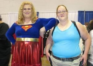 Lara i... Supergirl?