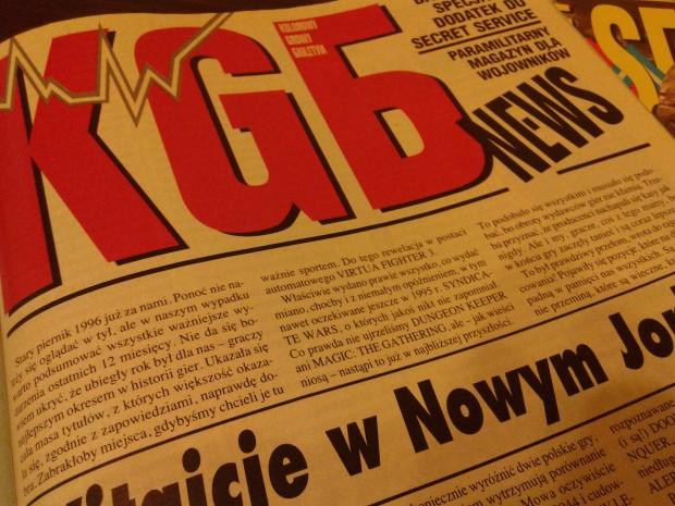 Agentura putinowska w latach 90-tych?