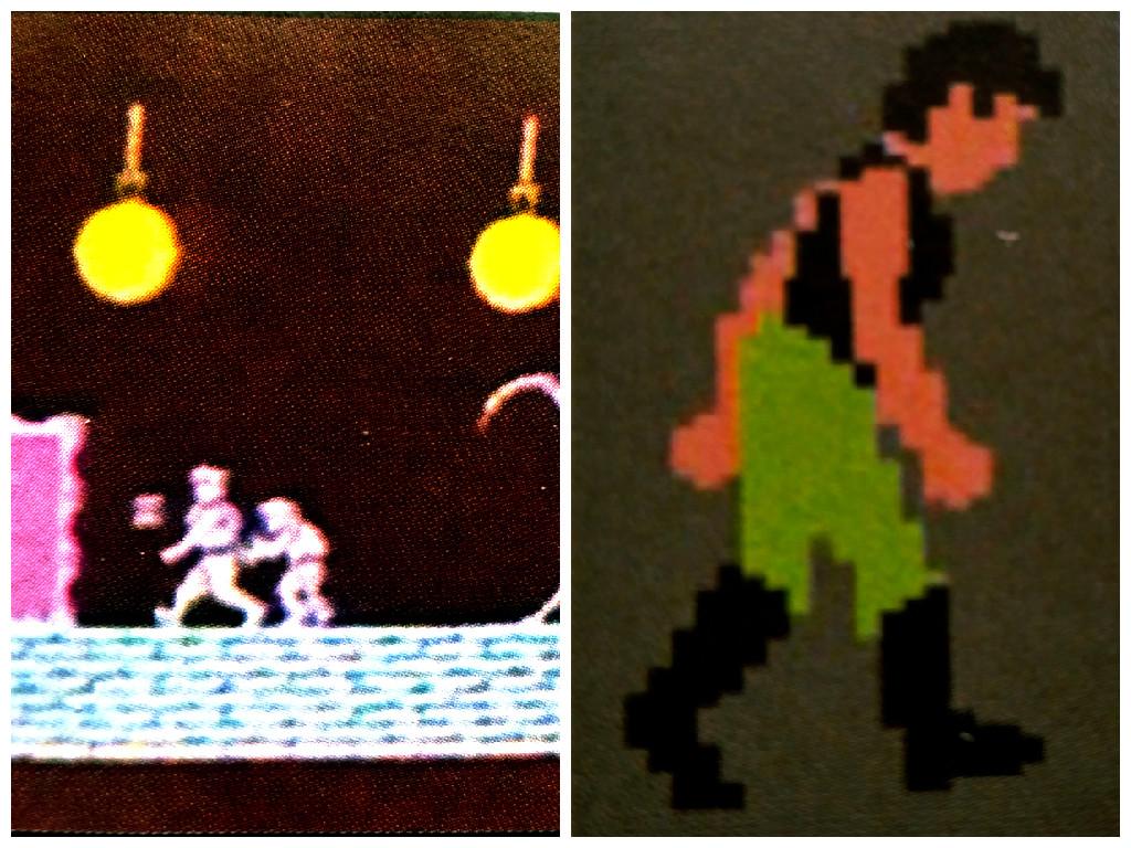 Bohaterowie Bandersnatch idą w lewo, postać z Psyclapse w prawo. Żadne z nich jeszcze nie wie, że zmierzają donikąd :-)