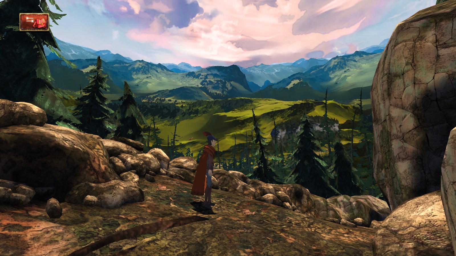 """""""Zaraz, zaraz... ostatni raz kiedy spoglądałem na ten krajobraz w tym miejscu znajdował się zamek..."""""""