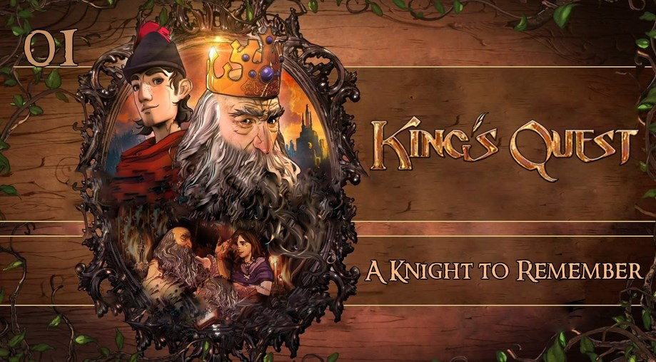 King's Quest - Chapter 1: A Knight To Remember, Sierra Entertaiment, The Odd Gentlemen, 2015
