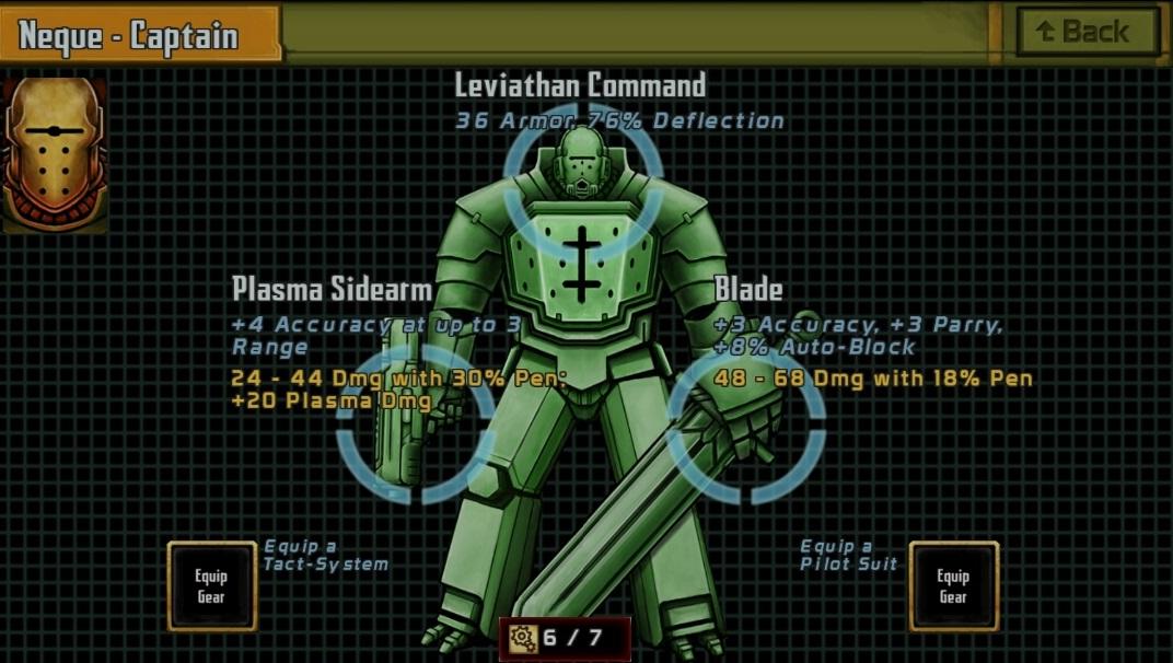 Kosmiczny marine w pełnej krasie, Templar Battleforce
