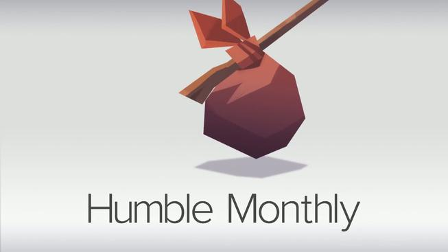 Pean ku czci HUMBLE MONTHLY BUNDLE
