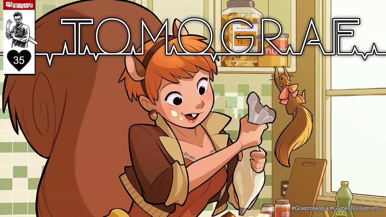 Tomograf #35 - ...i Bóbr Dziewczyny-Wiewiórki