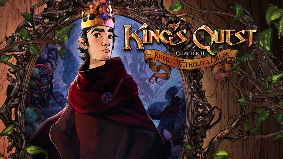 King's Quest – Rubble Without a Cause, 2016, The Odd Gentlemen, Sierra