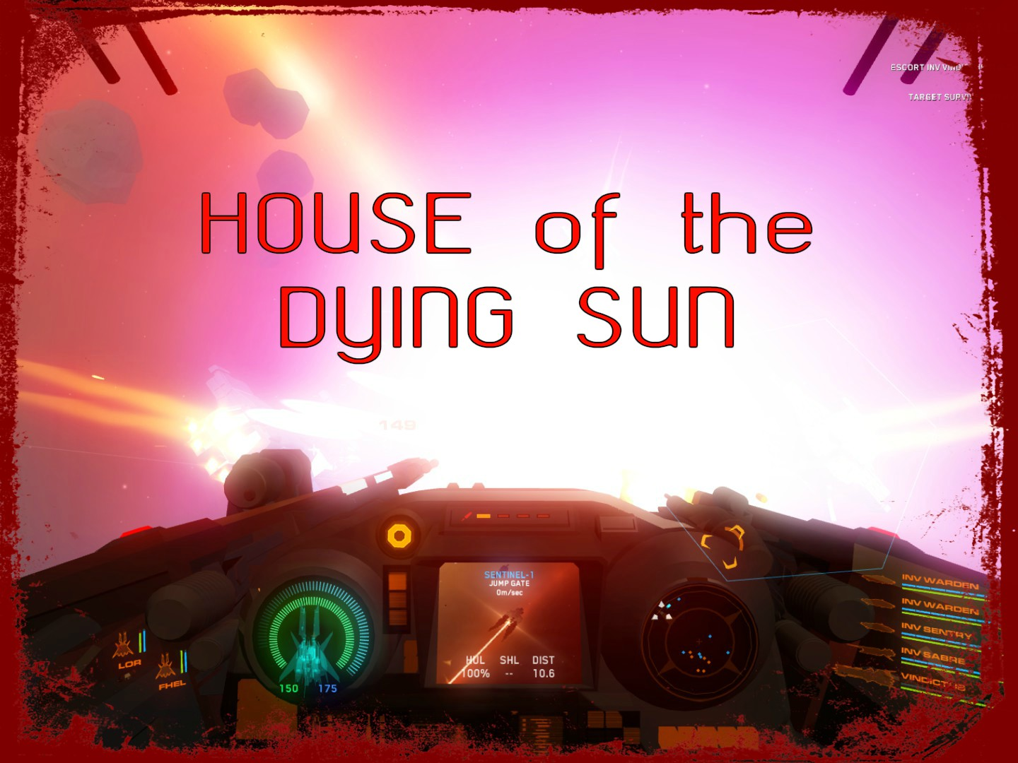 House of the Dying Sun, Marauder Interactive, LLC , 2016