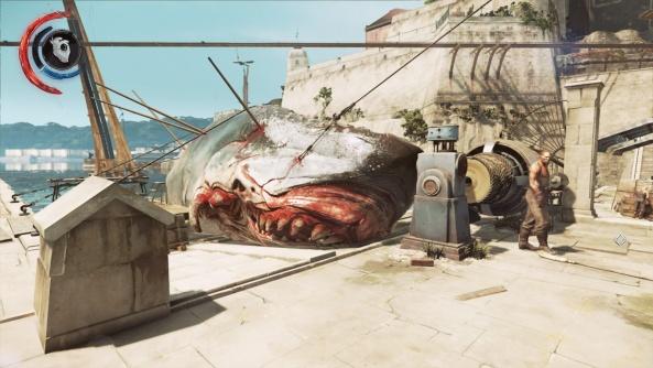 Mało tego wieloryba jest ;)
