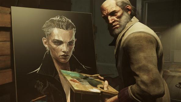 Sokołow malarzem?