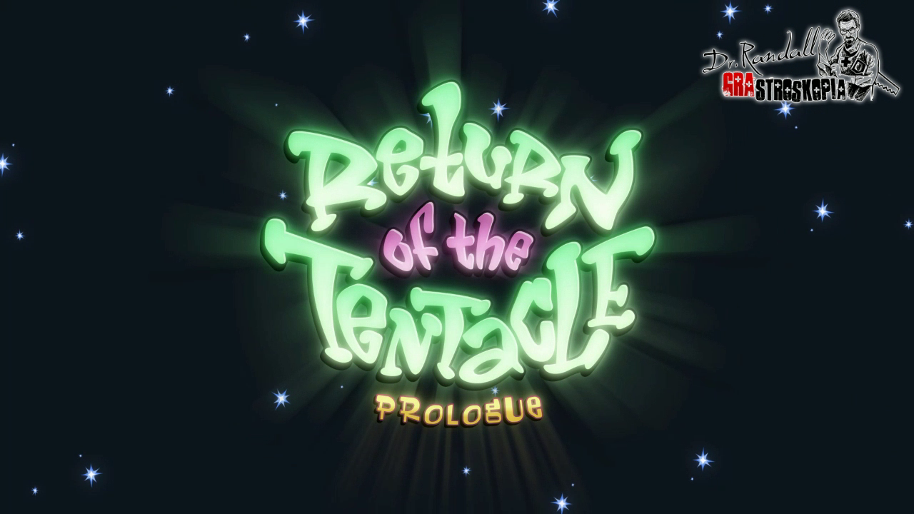 Gramy w Return of the Tentacle - Prologue