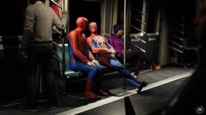 Spider nie gardzi metrem ;)