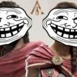 Po lewej bohater AC, po prawej ścierwo SJW...