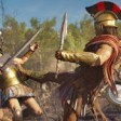 Spartan kick :P