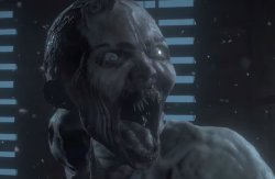 Wendigo z Until Dawn