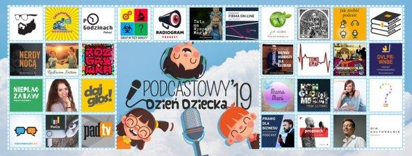 Te Podcasty wspierają akcję!