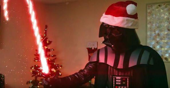 Darth Santa !!