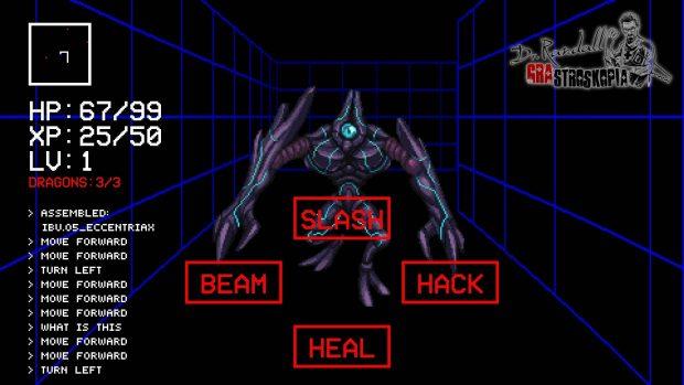 """""""Kill Screen"""" - """"dungeon crawler"""" i walka z monstrualną manifestacją egzystencjalnych problemów."""