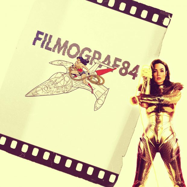 Filmograf #1984 - Wonder Woman 1984