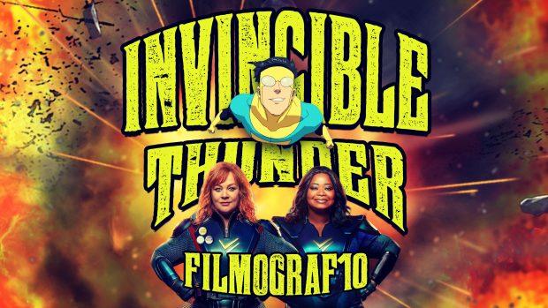 Filmograf #10 - Invincible Thunder!